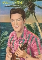 ELVIS PRESLEY Blue Hawaii JAPAN Original Movie Program