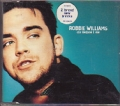ROBBIE WILLIAMS Old Before I Die UK CD5