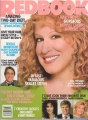 BETTE MIDLER Redbook (3/89) USA Magazine