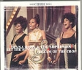 DIANA ROSS & THE SUPREMES Let The Sunshine In/Cream Of The Crop UK CD