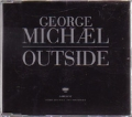GEORGE MICHAEL Outside UK CD5 Promo