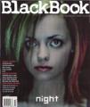 CHRISTINA RICCI Black Book (Winter/2001-02) USA Magazine
