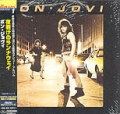BON JOVI Bon Jovi JAPAN CD Ltd.Edition