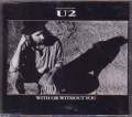 U2 With Or Without You GERMAY CD5