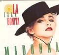 MADONNA La Isla Bonita GERMANY CD5 w/Extended Remix