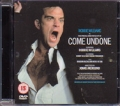ROBBIE WILLIAMS Come Undone UK DVD PAL Region 2