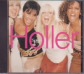 SPICE GIRLS Holler USA CD5 Promo