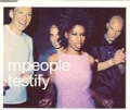 M PEOPLE Testify UK CD5 w/Live Tracks