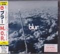 BLUR M.O.R. JAPAN CD5