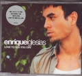 ENRIQUE IGLESIAS Love To See You Cry UK CD5 Part 1 w/Video & more!