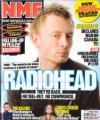 RADIOHEAD NME (4/8/06) UK Magazine