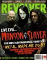 MARILYN MANSON Revolver (9/07) USA Magazine