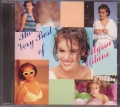 ALYSSA MILANO The Very Best Of Alyssa Milano JAPAN CD Promo Only
