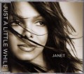 JANET JACKSON Just A Little While JAPAN CD5
