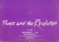 PRINCE AND THE REVOLUTION Take Me With U USA 12