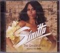 SINITTA The Greatest Hits+Bonus Hits DVD EU CD+DVD