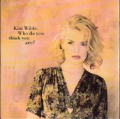 KIM WILDE Who Do You Think You Are? UK 7