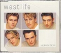 WESTLIFE I Lay My Love On You UK CD5 plus 3 tracks