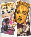 MADONNA Mr. Brainwash Set Of 4 USA Postcards