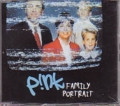 PINK Family Portrait EU CD5 Promo