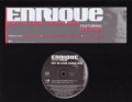 ENRIQUE IGLESIAS feat. KELIS Not In Love Radio Mix USA Double 12