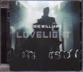 ROBBIE WILLIAMS Lovelight EU DVD Single