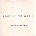 JANET JACKSON State Of The World USA CD5 Promo