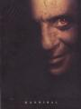 HANNIBAL Original JAPAN Movie Program ANTHONY HOPKINS GARY OLDMAN