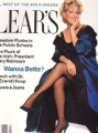 BETTE MIDLER Lear`s (4/92) USA Magazine