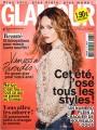 VANESSA PARADIS Glamour (4/10) FRANCE Magazine