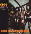 KISS 2003 USA Calendar