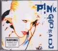 PINK God Is A DJ AUSTRALIA CD5