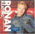 RONAN KEATING Life Is A Rollercoaster EU CD5 w/GREAT Poster!