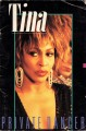 TINA TURNER Private Dancer USA Cardboard Flyer