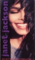 JANET JACKSON The Rhythm Nation Compilation USA Video VHS