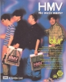 BLUR HMV (Issue 36) JAPAN Magazine