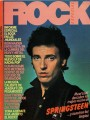 BRUCE SPRINGSTEEN Rock Espezial (5/82) SPAIN Magazine