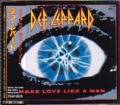 DEF LEPPARD Make Love Like A Man JAPAN CD5