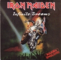 IRON MAIDEN Infinite Dreams UK 7