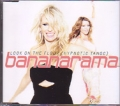 BANANARAMA Look On The Floor UK CD5 w/Mixes + Video
