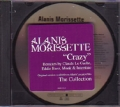 ALANIS MORISSETTE Crazy USA CD5 Promo w/6 Mixes