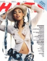 ALICIA KEYS Hits (7/13/01) USA Magazine