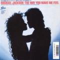 MICHAEL JACKSON The Way You Make Me Feel JAPAN 7