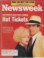 MADONNA Newsweek (7/25/90) USA Magazine