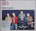 A1 Make It Good UK CD5 Part 2 w/4 Tracks