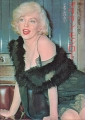 MARILYN MONROE Cine Album JAPAN Picture Book