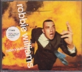 ROBBIE WILLIAMS Millennium UK CD5 w/Live Track