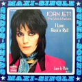 JOAN JETT & THE BLACKHEARTS I Love Rock'n Roll GERMANY 12