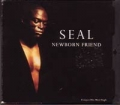 SEAL Newborn Friend USA CD5 w/8 Tracks