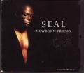 SEAL Newborn Friend USA CD5 w/8 Tracks